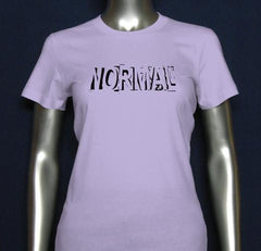 Normal Women's Short Sleeve T-Shirt (Ver. 1)