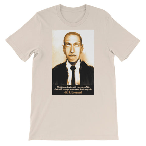 H.P. LOVECRAFT<br> Men's Short Sleeve<br> (Ver. 1C)