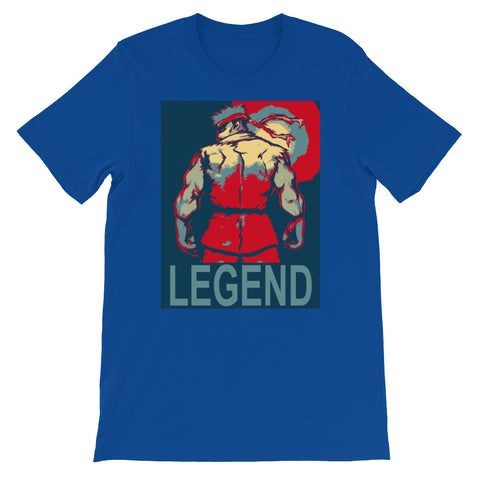 "MARTIAL ARTIST ""LEGEND""<br> Men's Short Sleeve<br>"