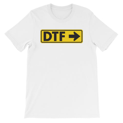DTF Sign<br> Women's Short Sleeve<br> (Ver. 1)