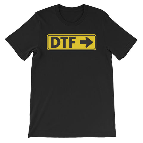 DTF SIGN<br> Men's Short Sleeve<br> (Ver. 1)