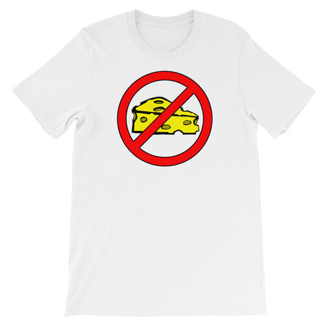 NO CHEESE<br> Men's Short Sleeve<br> (Ver. 1)