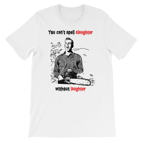 SLAUGHTER LAUGHTER<br>Men's Short Sleeve<br>(Ver. 2)