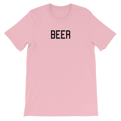 BEER<br> Women's Short Sleeve<br> (Ver. 1B)