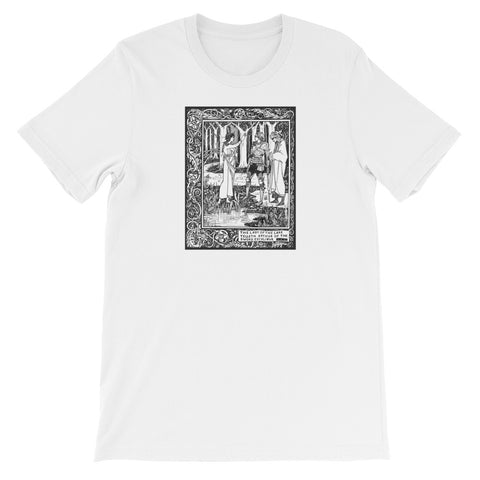 AUBREY LADY OF THE LAKE<br> Women's Short Sleeve<br>