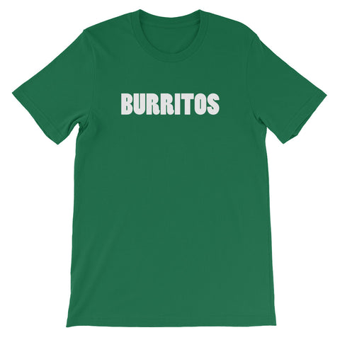 BURRITOS<br> Men's Short Sleeve<br> (Ver. 1W)
