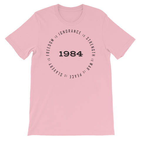 1984 WAR IS PEACE<br> Women's Short Sleeve<br> (Ver. 1B)