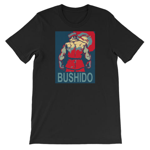 "MARTIAL ARTIST ""BUSHIDO""<br> Women's Short Sleeve<br>"
