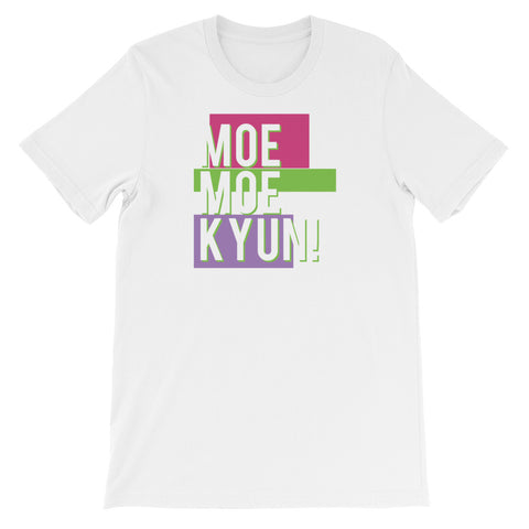 MOE MOE KYUN<br> Men's Short Sleeve<br> (Ver. 1GC)