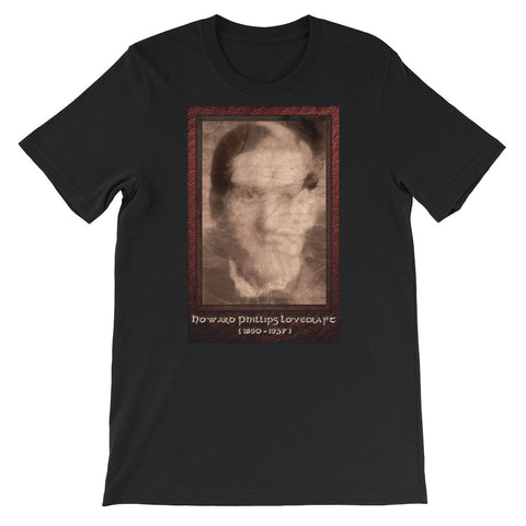 H.P. LOVECRAFT<br> Men's Short Sleeve<br> (Ver. 2L)