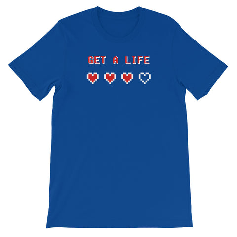 GET A LIFE<br> Women's Short Sleeve<br> (Ver. 1W)