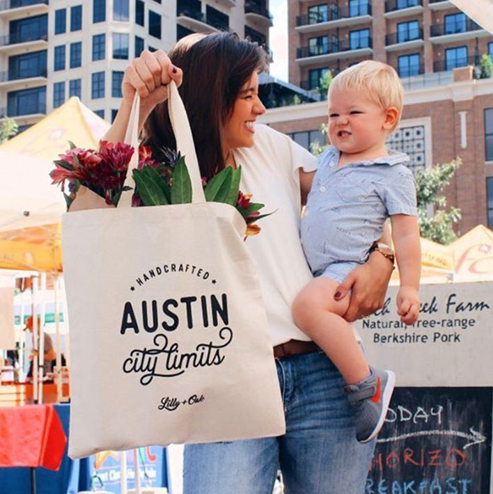 The Perfect Farmer's Market Tote