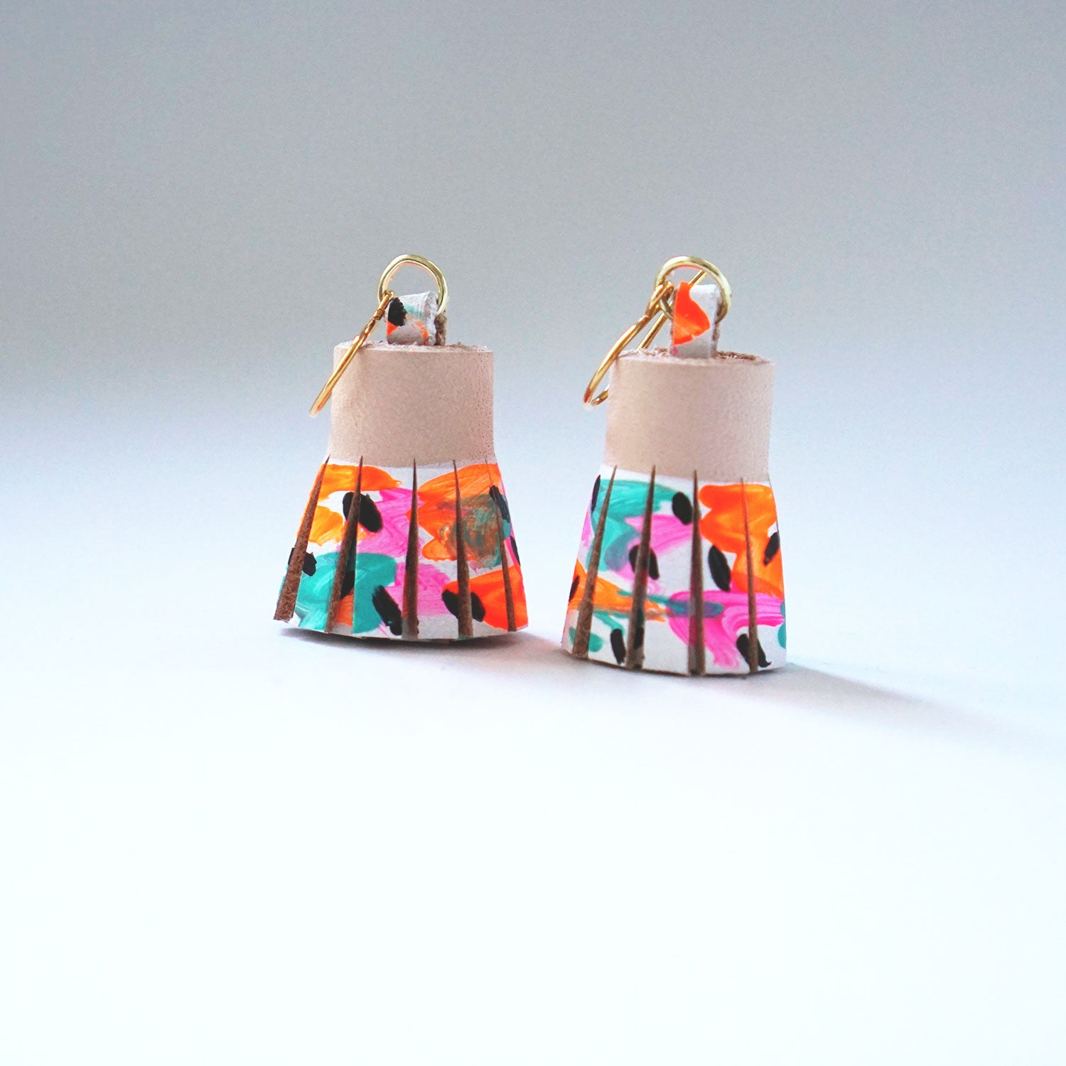 Earrings Confetti