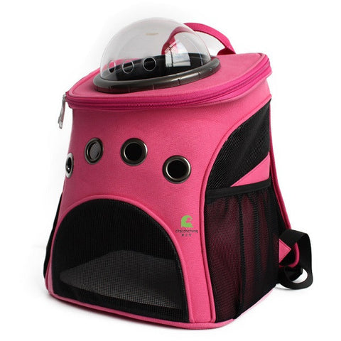 Astronaut Capsule Pet Carrier  2