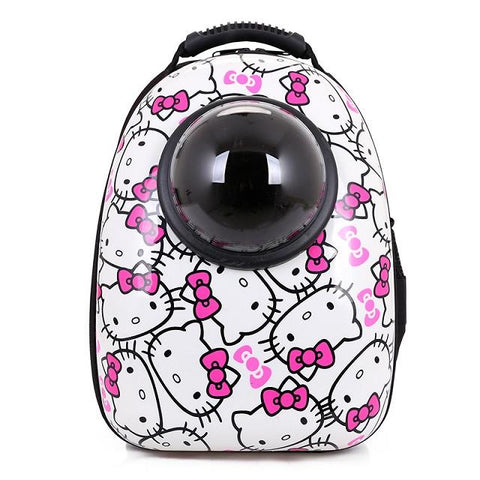 Luxurious Pet Carrier Backpack For Pet Lovers