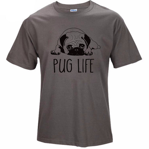 Pug life mens t shirts [13 variants]