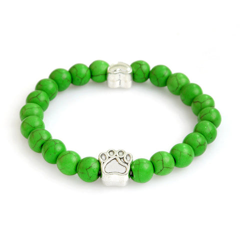 Memorial Pet Bracelet in Honor of Your Beloved Pet
