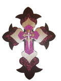 Decorative Wall Cross by Artistic Craft Supply
