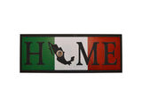 Mexico Home Sign Wall Art Artistic Craft Supply