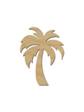 palm tree wood shape
