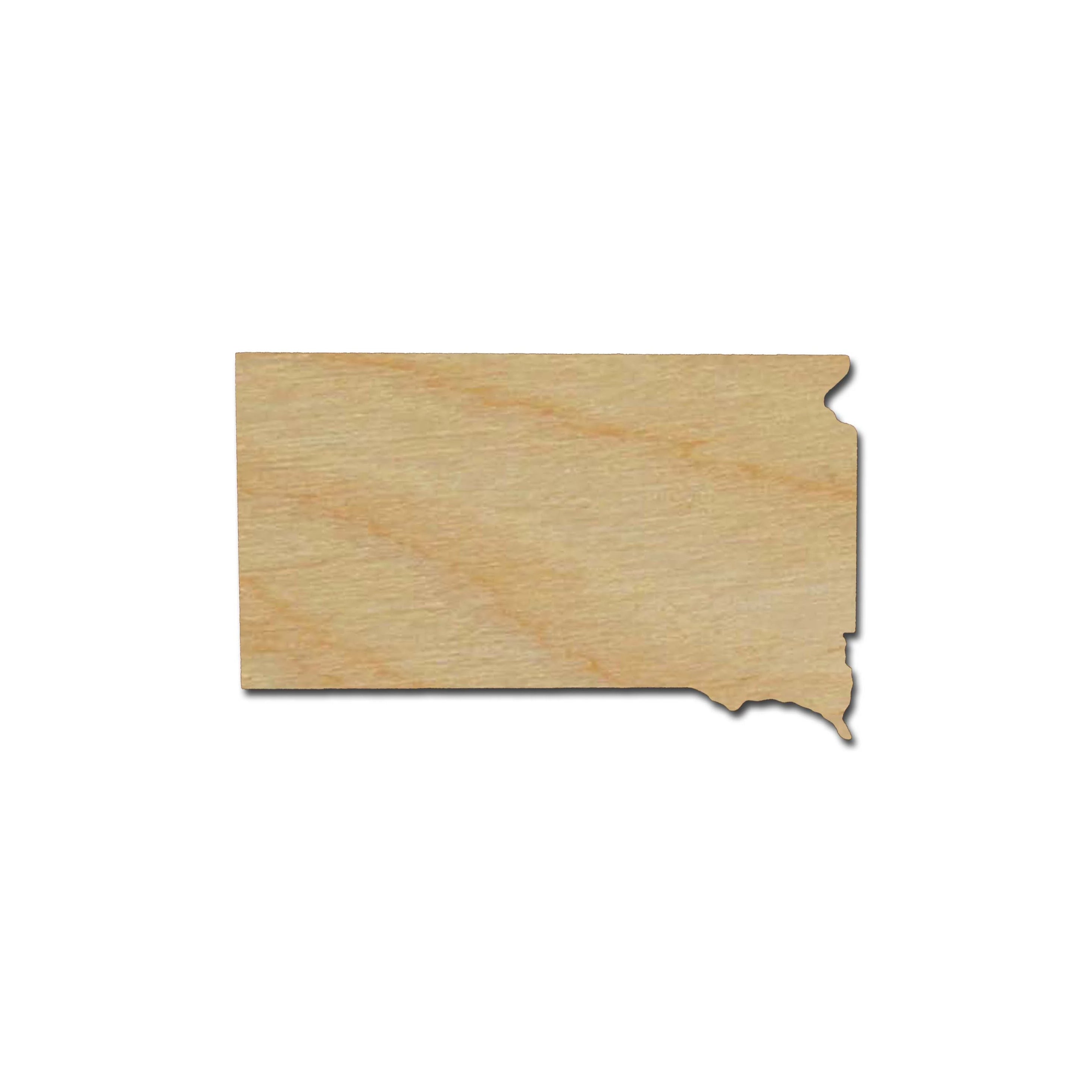 State Cutout Wood Shape Cut Out Unfinished Craft Supply State Shape Wyoming