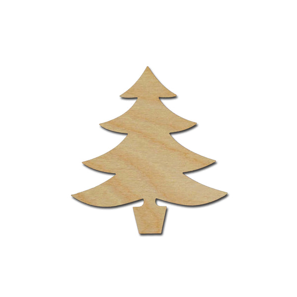 wooden craft shapes tree shape unfinished wood cutout variety of 3257
