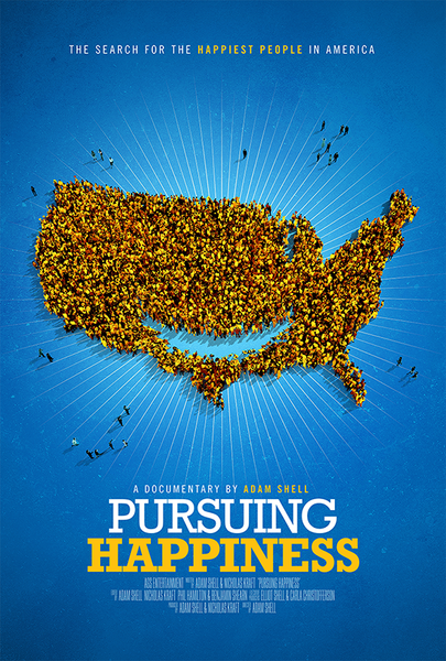 Pursuing Happiness Official Full Size Movie Poster 21 x 41