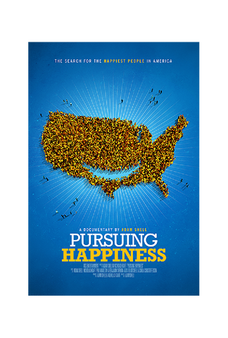 Pursuing Happiness Official Half Size Movie Poster 14 x 20
