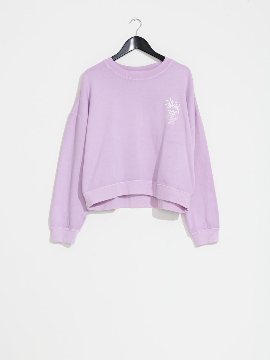 World Tour Pigment Crew Lilac