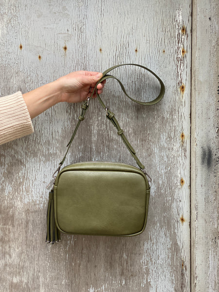 Denby Camera Bag Khaki