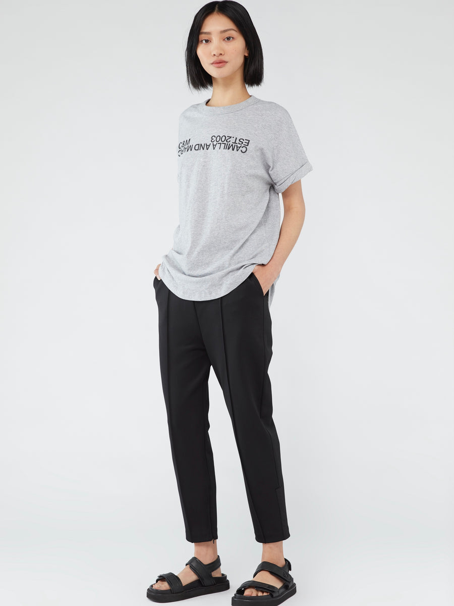 Huntington 2.0 Tee Grey