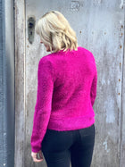 Sampson Knit Magenta