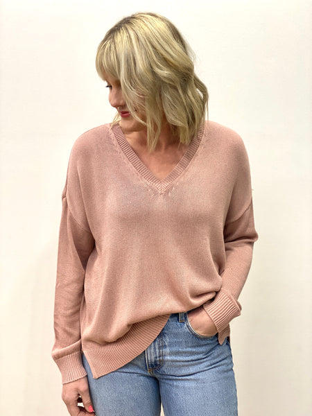 Ellie Knit Blush