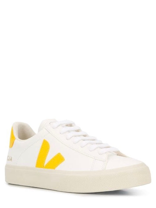 Campo Leather Sneaker Yellow