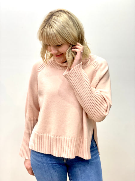 The New Light Knit Blush