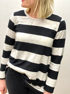 Nora Top Stripe