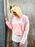 Honesty Knit Baby Pink