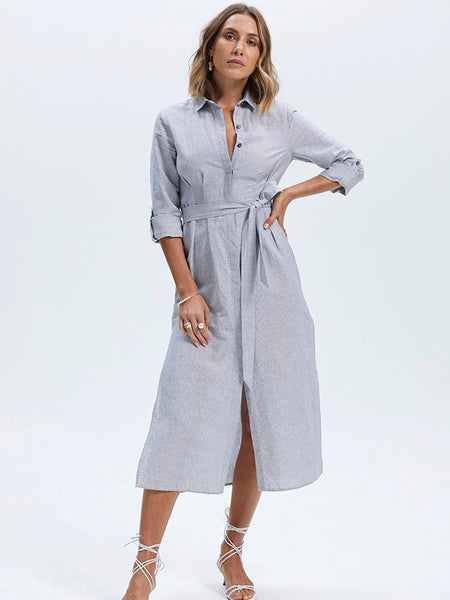 Haven Shirtdress