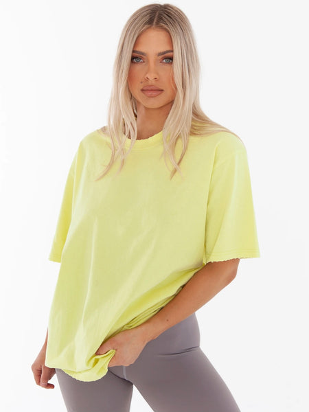 Boyfriend T-Shirt Limonata