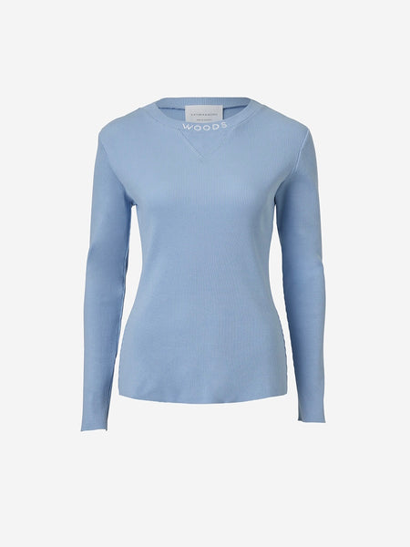 Woods Longsleeve Rib Top