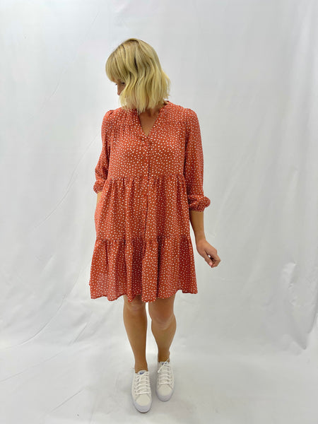 Ally Babydoll Dress