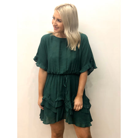 Bonni Dress Green