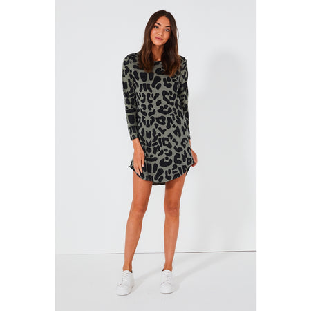 Bronx Long Sleeve Dress