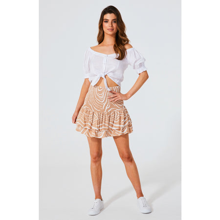 Stella Mini Skirt