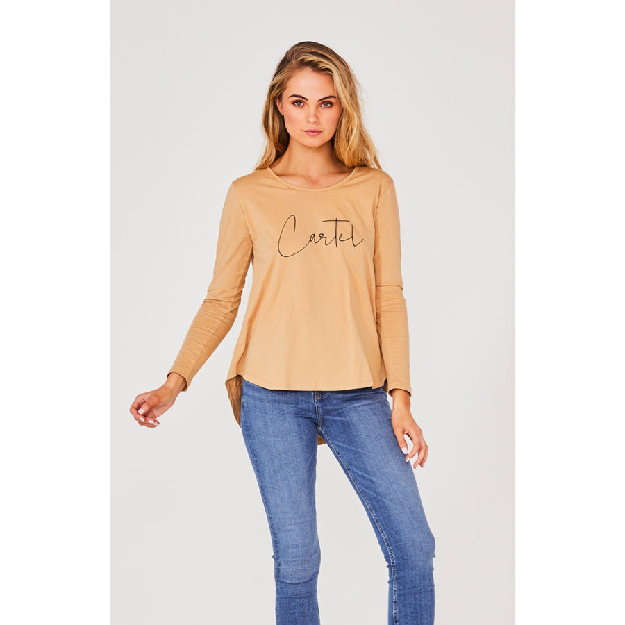 Rio Long Sleeve Top
