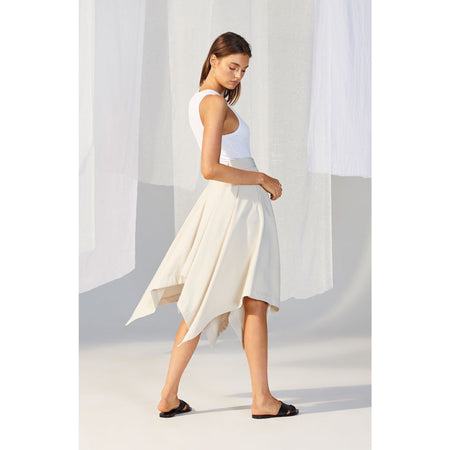 Atlas Asymmetric Skirt