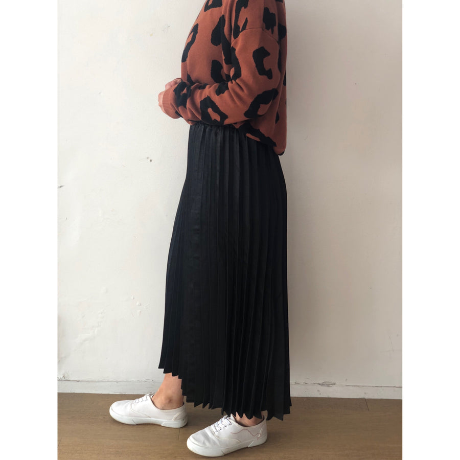 Esme Pleated Skirt