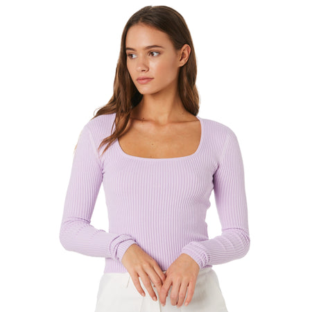 Accelerate Knit Lilac