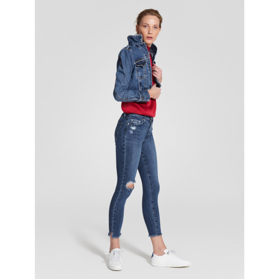 Womens Cult Skinny Ankle BRAVE