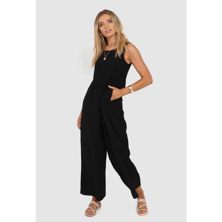 Darcy Jumpsuit Black